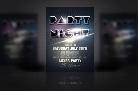 Mixer Night Party