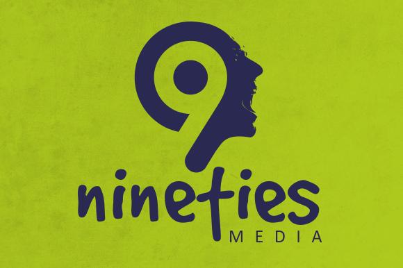 Nineties Media Logo