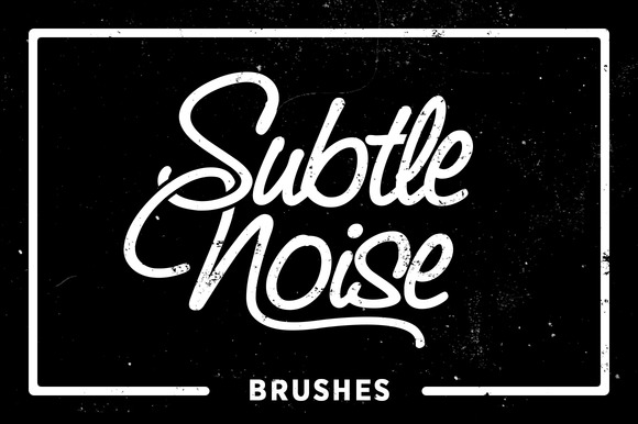 Subtle Noise Brushes