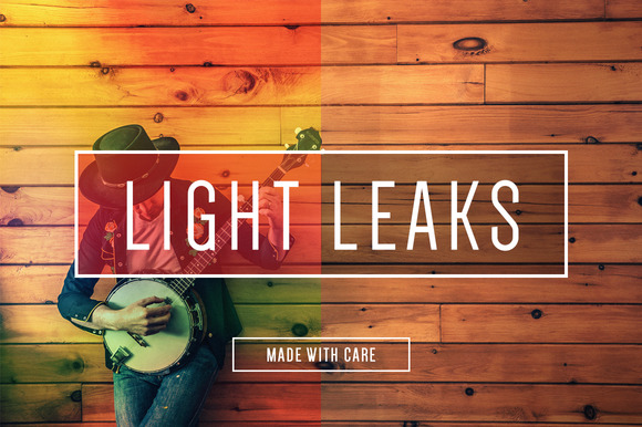 50 Light Leaks