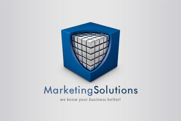 3D Business Solutions Logo
