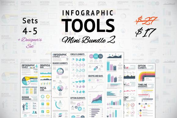 -37% Infographic Tools Mini Bundle 2