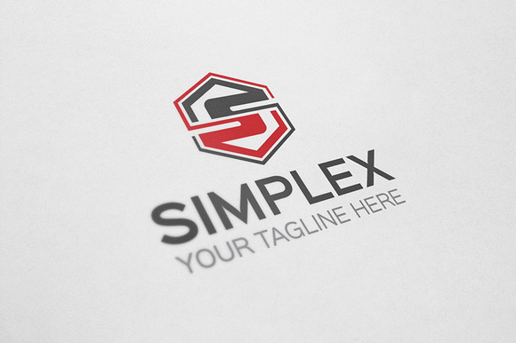 Simplex S Letter Logo