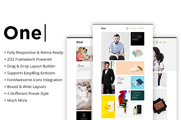 ZT One Responsive Agency Template