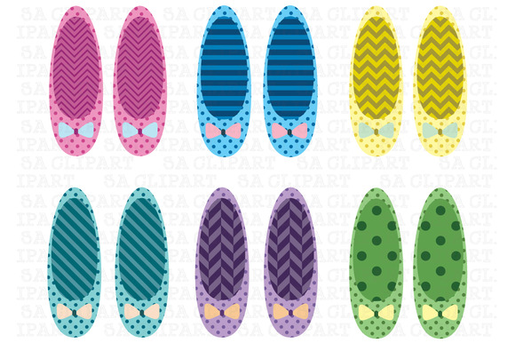 Shoes Clip Art