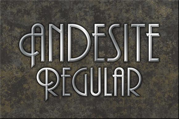 Andesite Regular