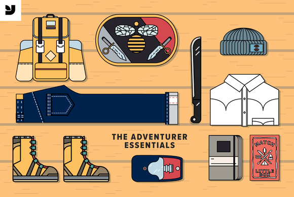 YWFT The Adventurer Essentials