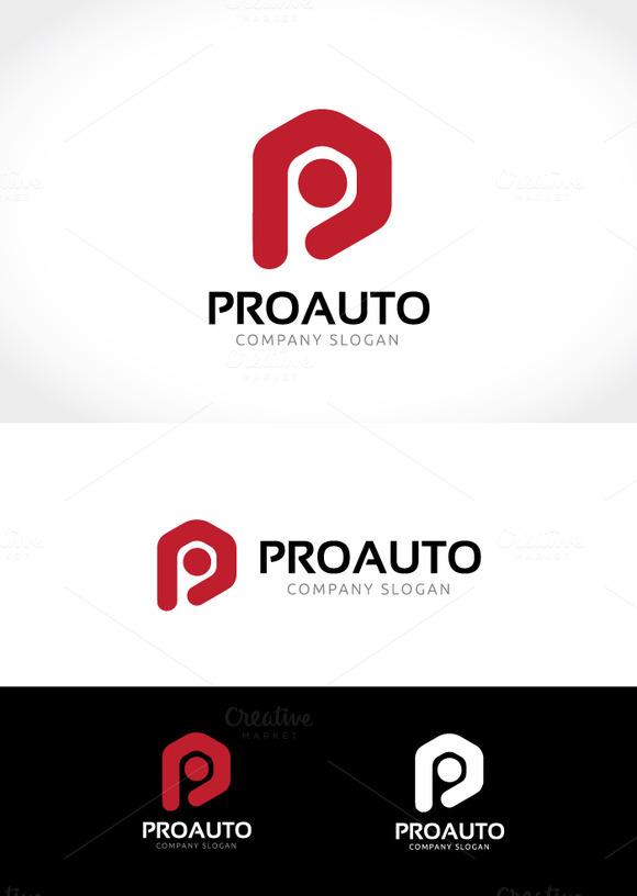 Pro Auto Logo