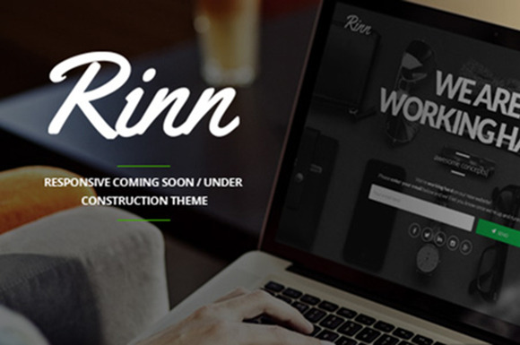Rinn Responsive Coming Soon