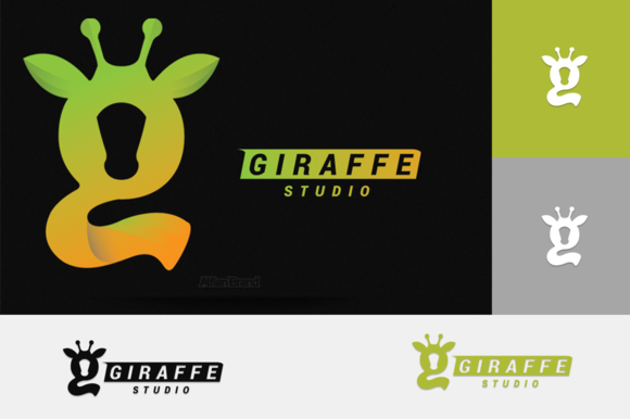 G Giraffe Logo