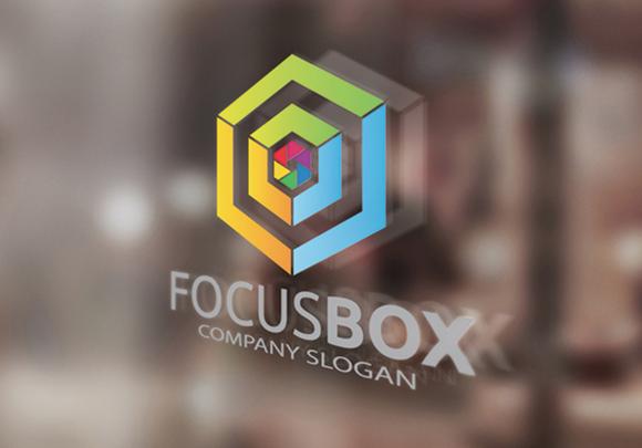 Focus Box Logo