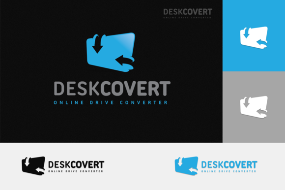 Desk Covert Logo