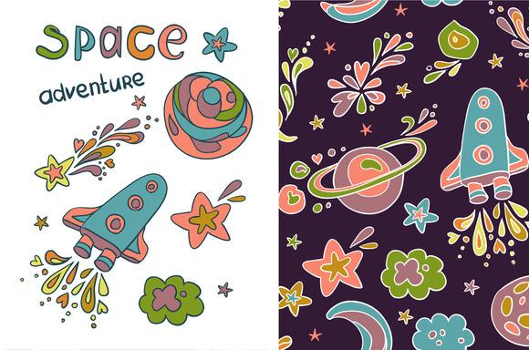 Pattern Space Adventure