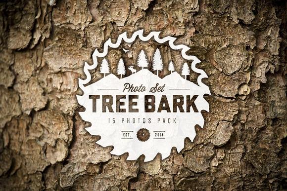 TreeBark 15 Photoset