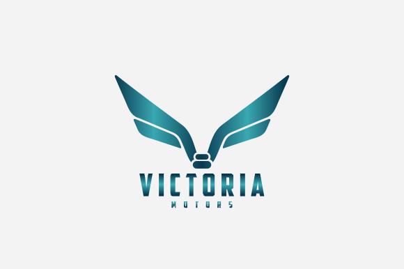 Victoria Motos Logo