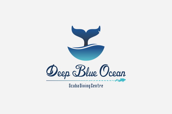 Scuba Diving Centre Logo