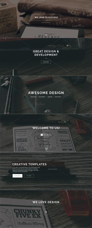 Image Heading Styles Vol.1