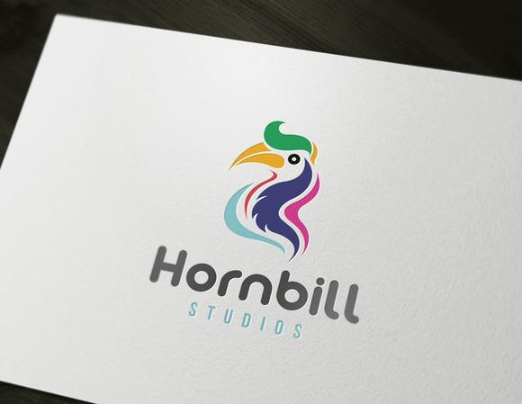 Hornbill Studios Logo