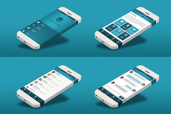 Mobile Profile App