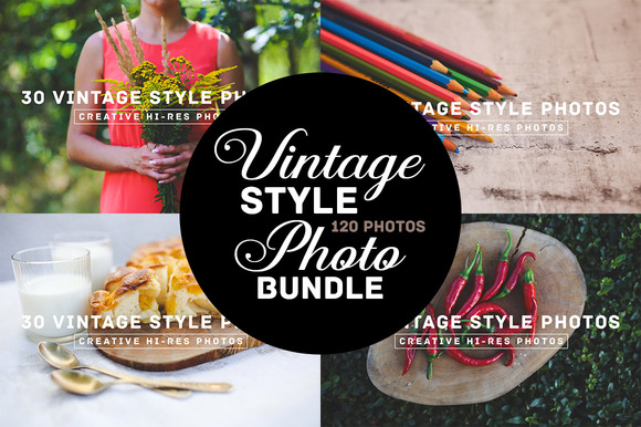 120 Photos Bundle