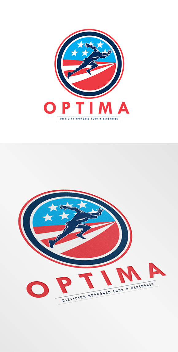 Optima Food And Beverages Logo