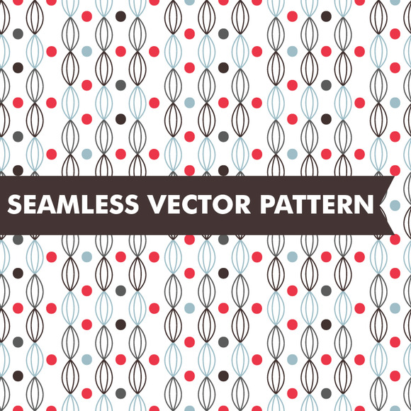 Seamless Vector Pattern Abstract