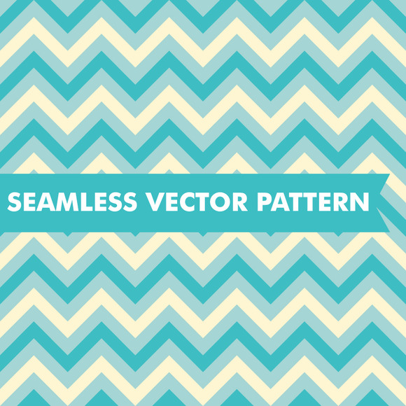 Chevron Pattern Seamless Vector