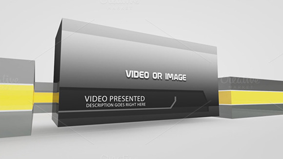 Bighy Video PresentationPro Template
