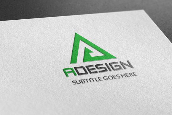 ADesing Logo