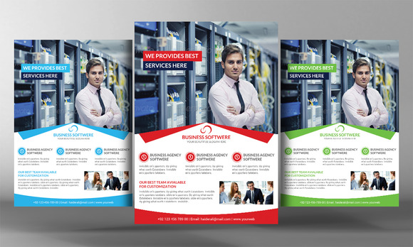 Human Resource Management Flyer