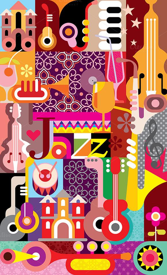 Jazz Festival Poster
