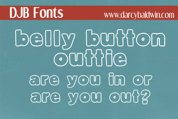 DJB Belly Button Outtie
