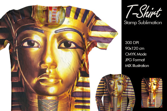 Pharaoh Tshirt Design