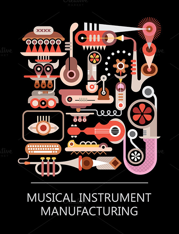 Musical Instrument Manufacturing