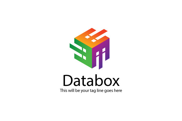 Databox Logo Template