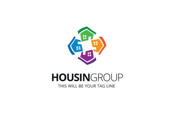HousinGroup Logo Template