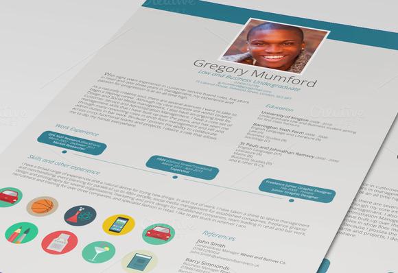 Dive CV Resume