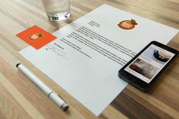 Workplace Stationary Kit #1