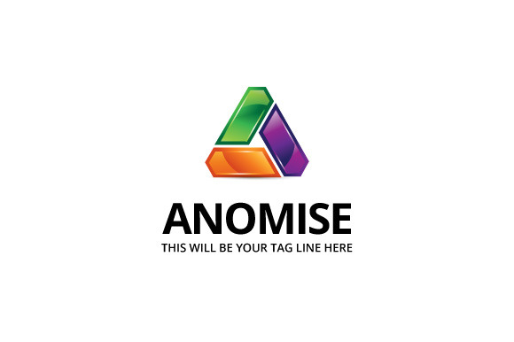 Anomise Logo Template
