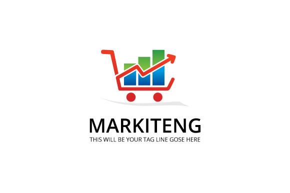 Markiteng Logo Template