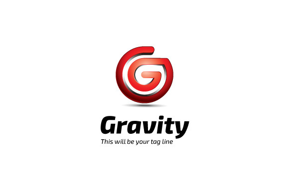 Gravity Logo Template
