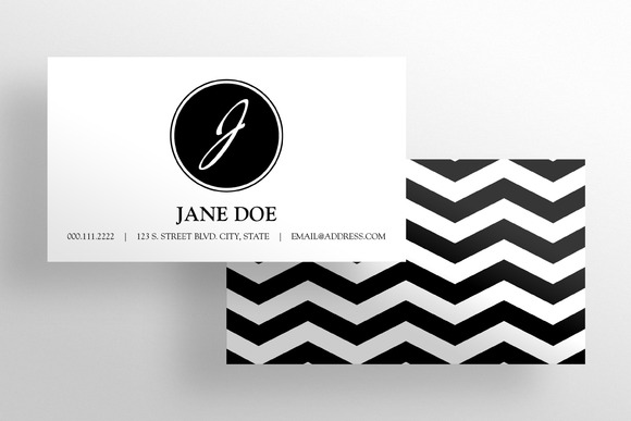 The Crafter Business Card Template