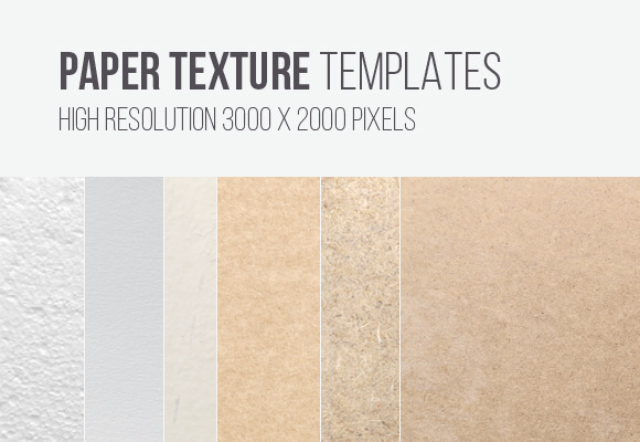 6 Paper Texture Images