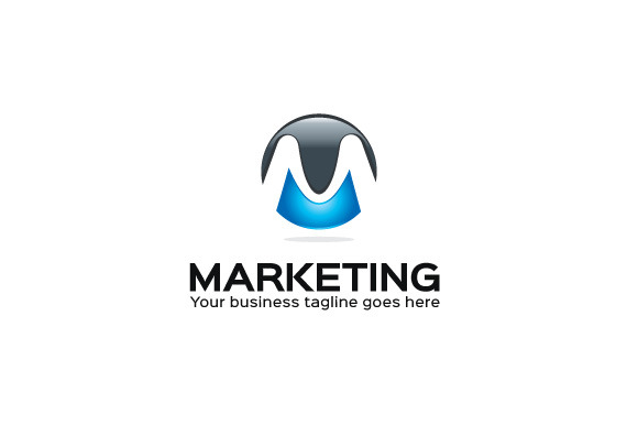Marketing-Logo Template