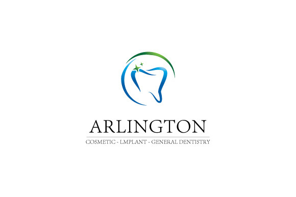Arlington Logo Template
