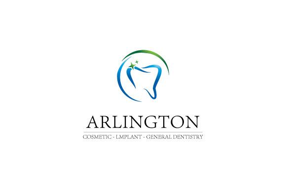 Arlington Logo Template
