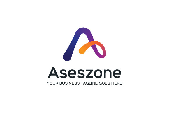 Aseszone Logo Template