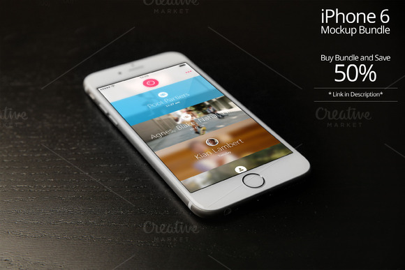 IPhone6 Mockup 2