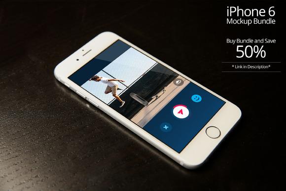 IPhone6 Mockup 3