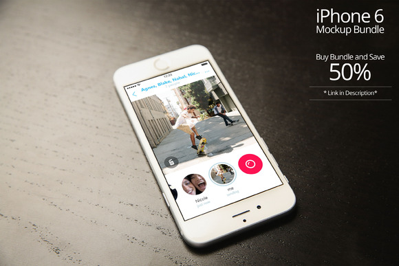 IPhone6 Mockup 4